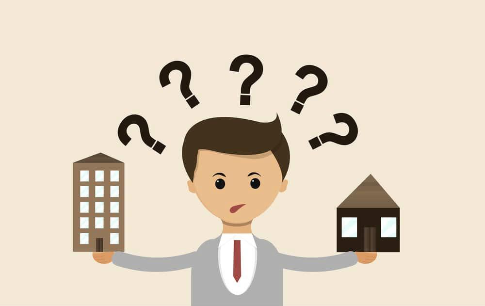 Os principais motivos para trocar apartamento por casa